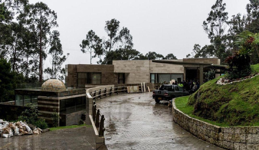 reservas ecológicas Bogota: Ordenan demoler segunda construcción ilegal en los Cerros Orientales