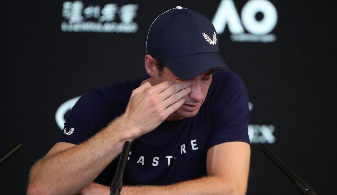 Andy Murray retiro: Andy Murray rompe en llanto tras anunciar su retiro del tenis en 2019