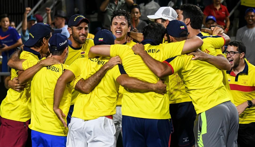 Nomina Colombia Copa Davis: Colombia ya tiene su nómina para enfrentar a Suecia por Copa Davis