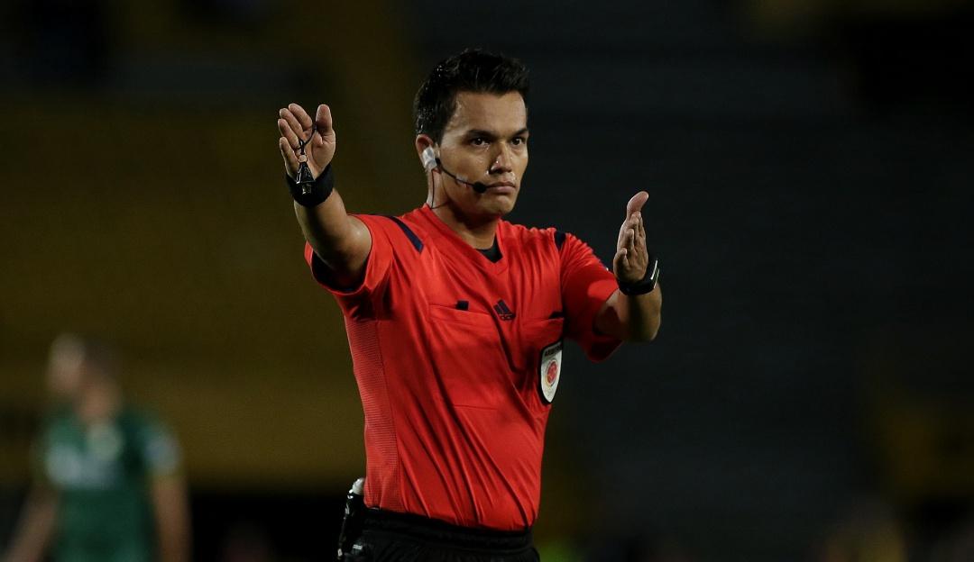 sudamericano sub 20 nicolas gallo arbitro: Nicolás Gallo abre la temporada internacional para los árbitros colombianos