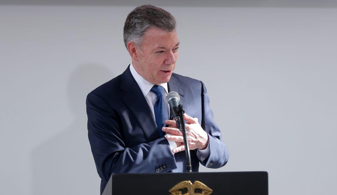 Vaticano desmiente que Santos tenga cuenta en su banco