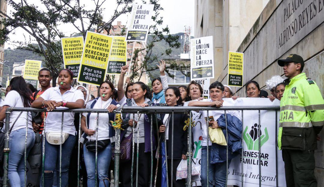 Madres comunitarias: ICBF cumplirá con los pagos de las madres comunitarias