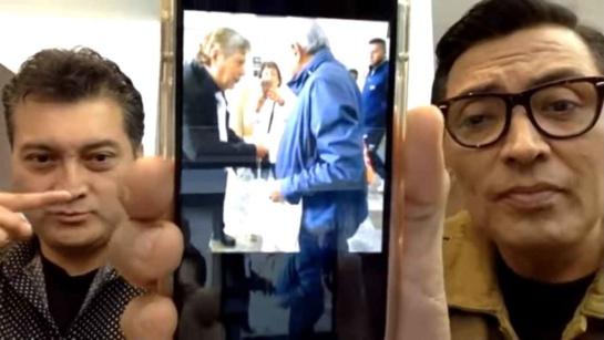 Juan Gabriel espera reunirse con AMLO para poder reaparecer