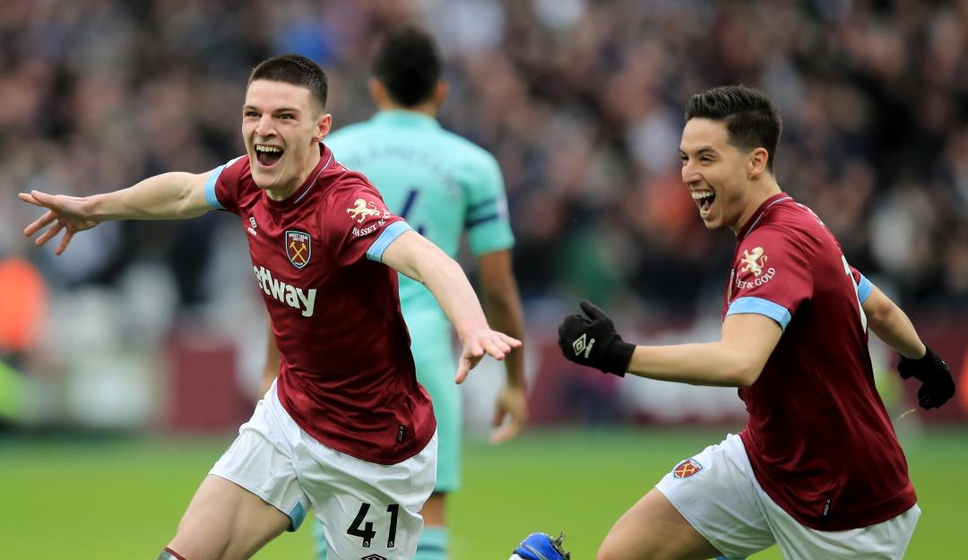 West Ham Arsenal: West Ham vence 1-0 y enciende alarma del Arsenal