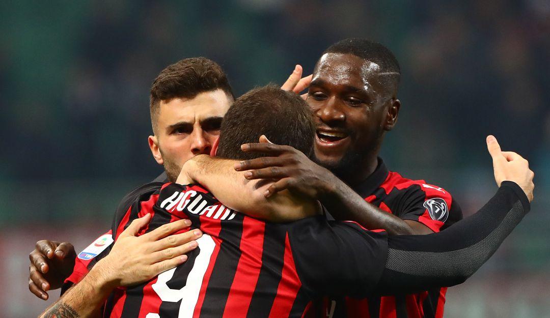 milan: Zapata y Milan sellaron su pase a los cuartos de final de la Copa de Italia