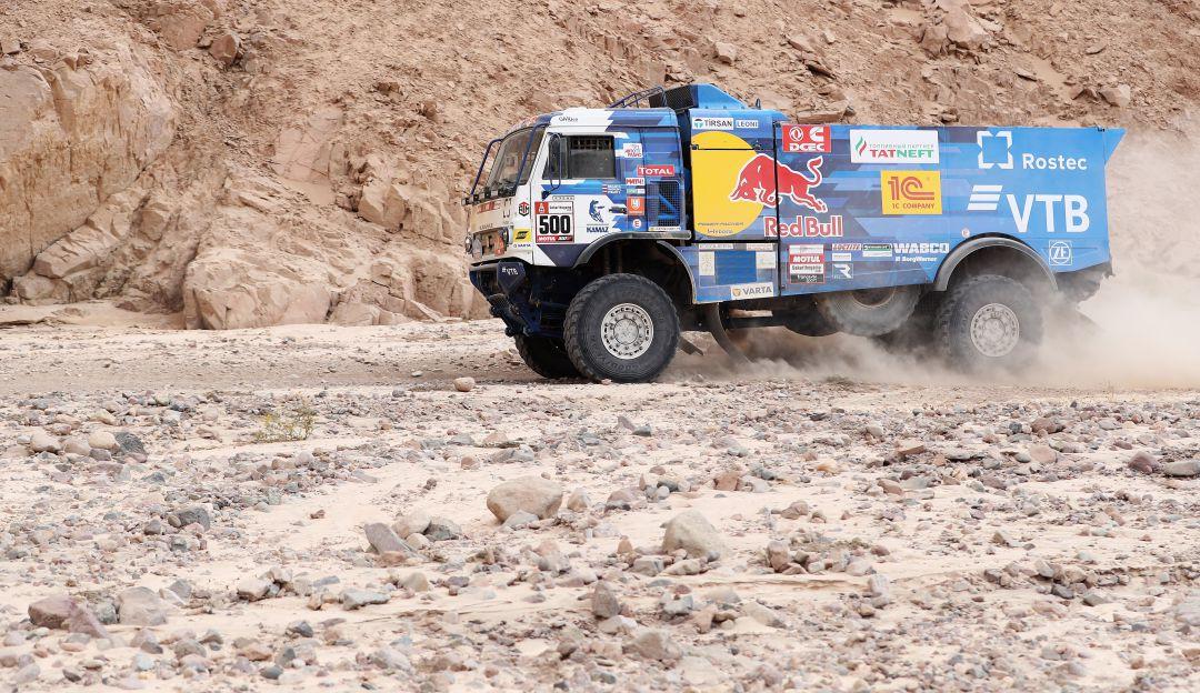 dakar atropellan: Eliminan a un piloto del Dakar tras arrollar a un espectador de 60 años
