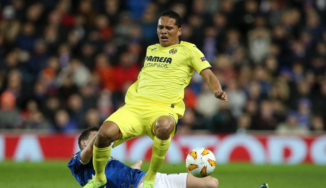 bacca villarreal: Carlos Bacca no logró salvar a Villarreal y siguen en zona de descenso