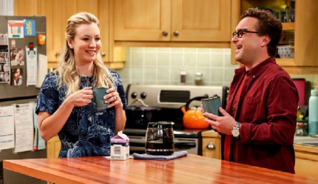 Actores de 'The Big Bang Theory' recrearon escena de Titanic