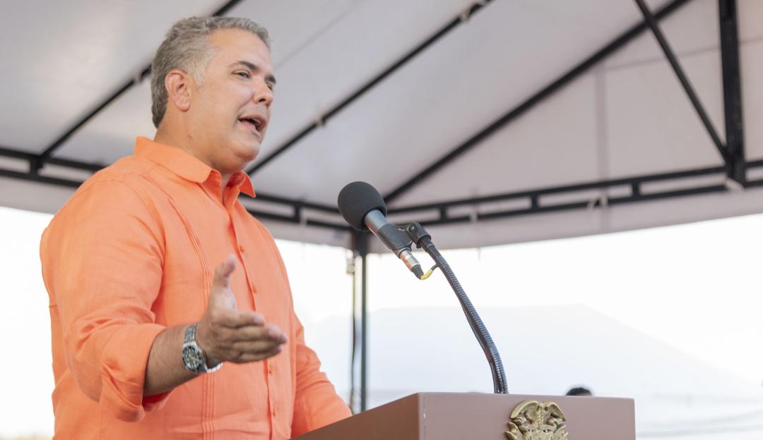 Grupos armados Colombia 2019: Duque anuncia lucha frontal contra grupos armados ilegales