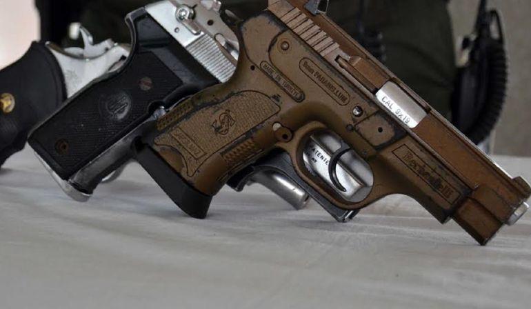 Ejército busca armamento de guerra desaparecido en Apartadó