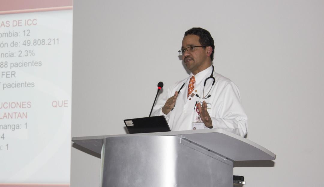 """Balance de atención sobre condiciones cardiacas en Colombia: """"Necesitamos rutas integradas para patologías cardiacas"""" Doctor Mendoza"""