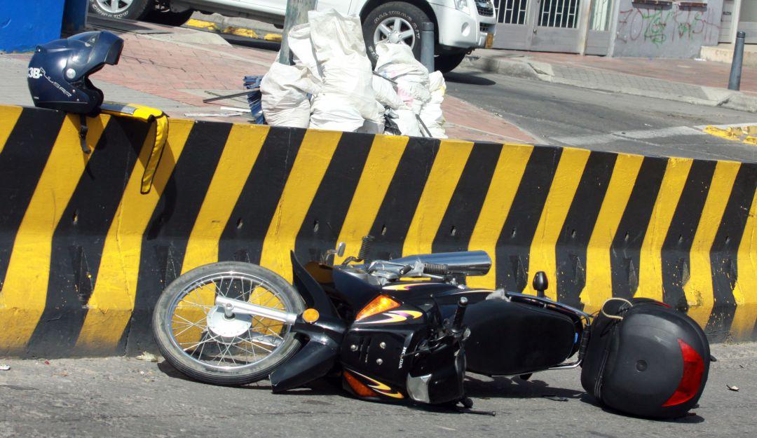 Accidentes de tránsito en Bogotá: Mañana accidentada en Bogotá deja dos muertos