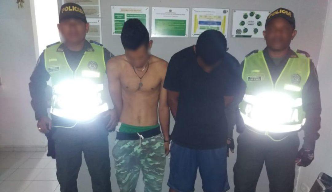 En redada contra el hurto en Cartagena, capturan a siete delincuentes: En redada contra el hurto en Cartagena, capturan a siete delincuentes