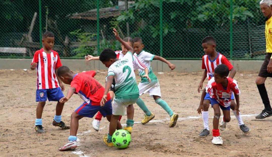 Plan de Emergencia Social inicia agenda deportiva en Cartagena: Plan de Emergencia Social inicia agenda deportiva en Cartagena