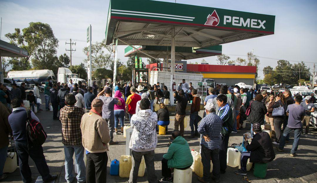 Robo de gasolina en México: México mantiene estrategia contra robo de gasolina