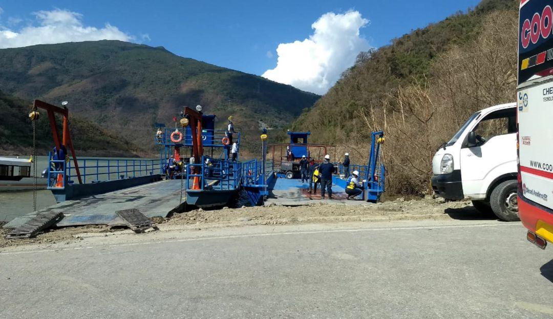 CIERRE, CARAVANAS, COMPUERTA, HIDROITUANGO, CONTINGENCIA, FERRI, CARGA: Durante tres días se suspenderán caravanas por el proyecto Hidroitungo