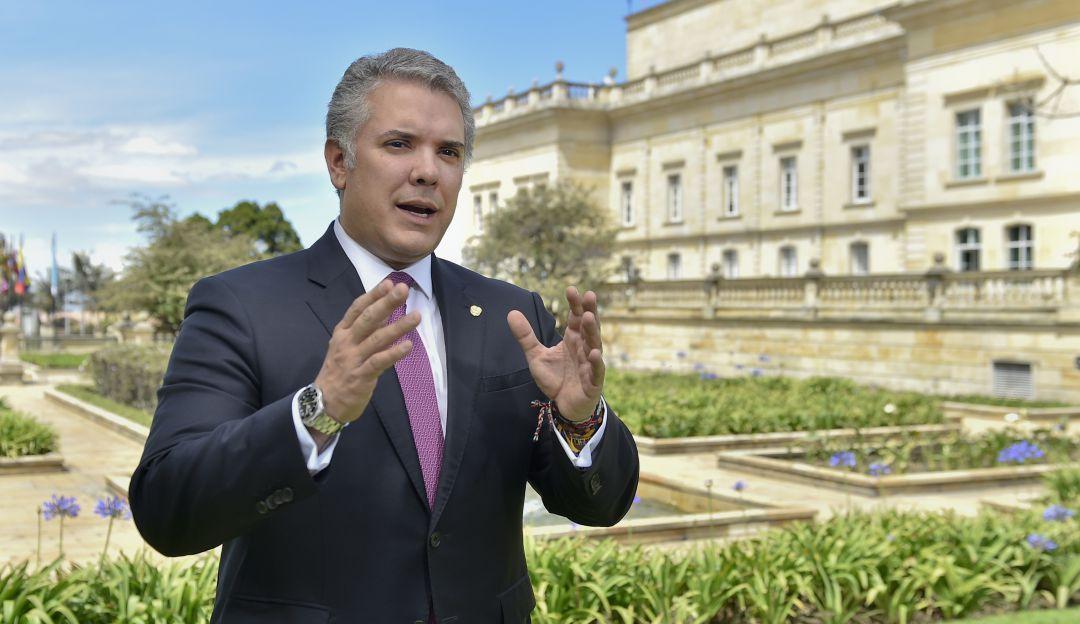 Violencia en Colombia: Duque dice que Márquez está incitando a más brotes de violencia en el país