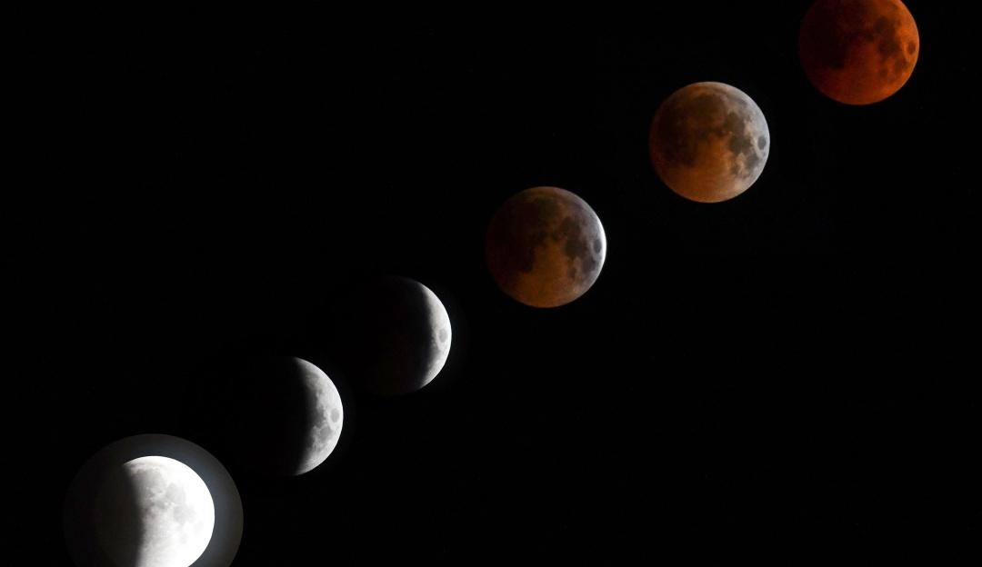 ¿Dónde se podrá ver el eclipse total de luna?: Así podrá ver el eclipse total de luna la próxima semana