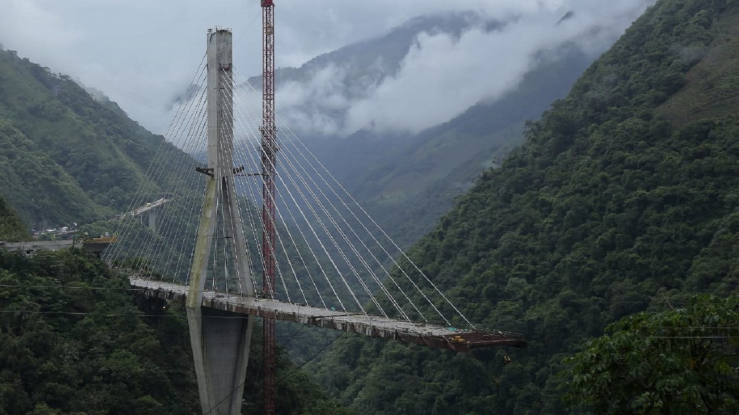 Puente Chirajara: $90.000 millones costará el nuevo puente Chirajara