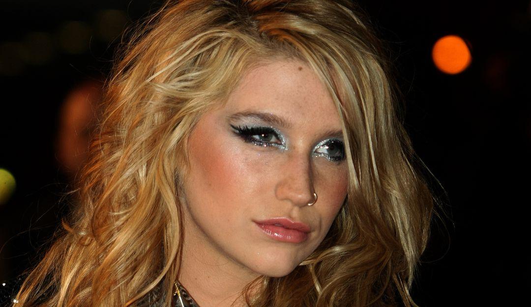 .La sorprendente foto de Kesha sin maquillaje.