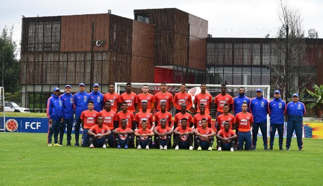 Colombia Venezuela Sudamericano Sub20 Chile: Colombia abre el Sudamericano Sub-20 ante Venezuela