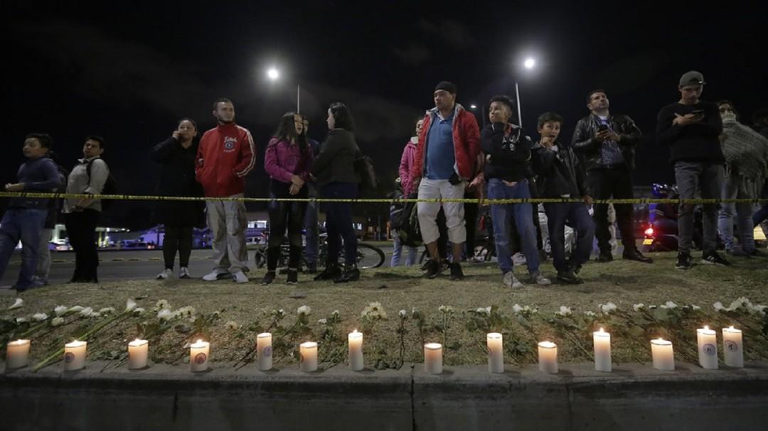 """Atentado carro bomba en Bogotá: """"Hubo mucha confusión y caos en el momento del atentado"""""""