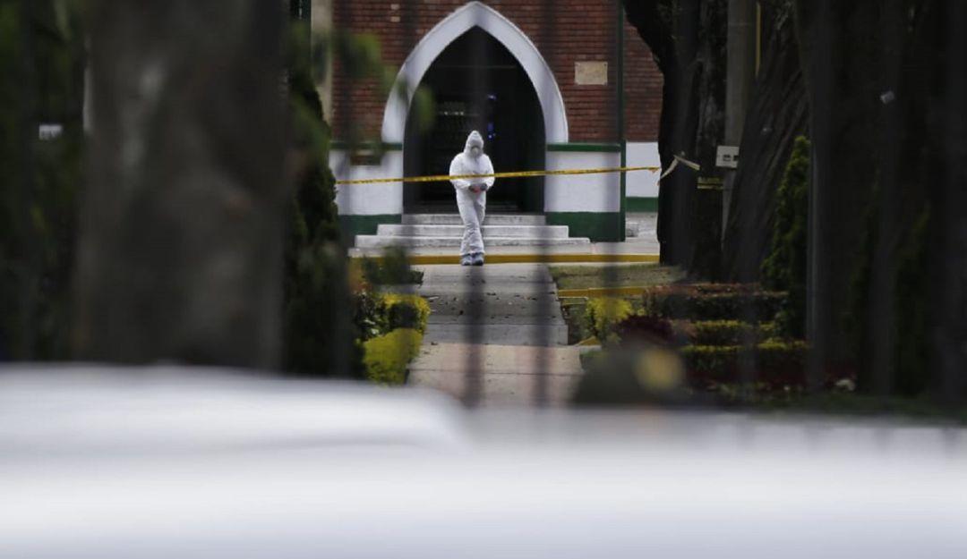 Carro bomba Bogotá: Hija del capturado por atentado no entiende por qué se llevaron a su papá