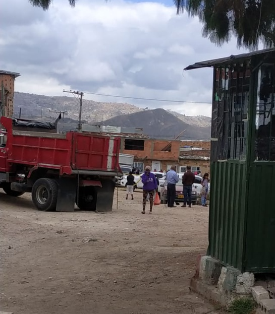 Carro bomba Bogotá: Por $500.000 arrendaron bodega para cargar carro bomba
