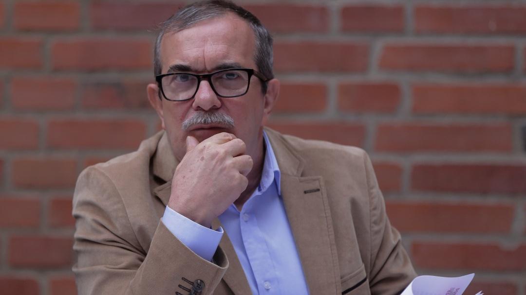 """""""El atentado del ELN fue una torpeza política"""": Rodrigo Londoño"""