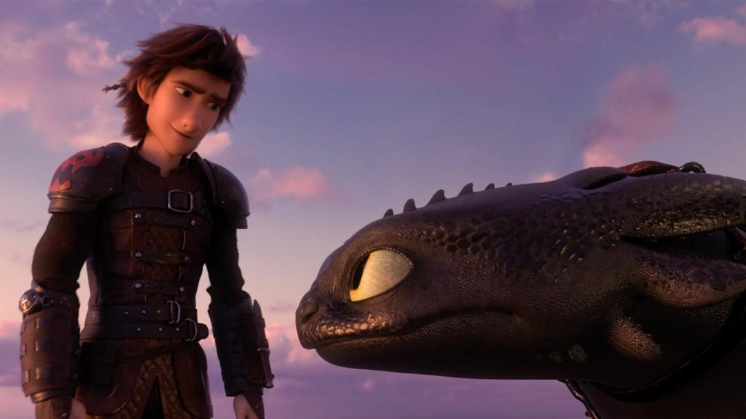 Cómo Entrenar a tu Dragón 3: Cómo Entrenar a tu Dragón 3, la perfecta y sublime conclusión de la saga.