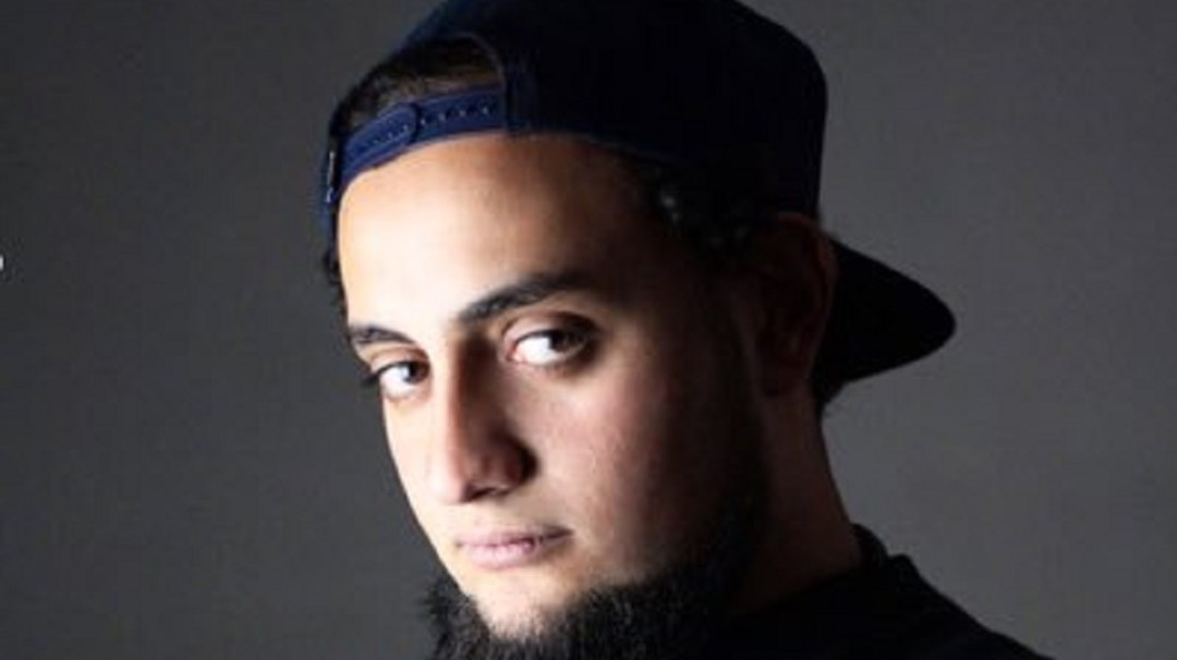 El humorista Ibrahim Salem denuncia amenazas para él y su familia