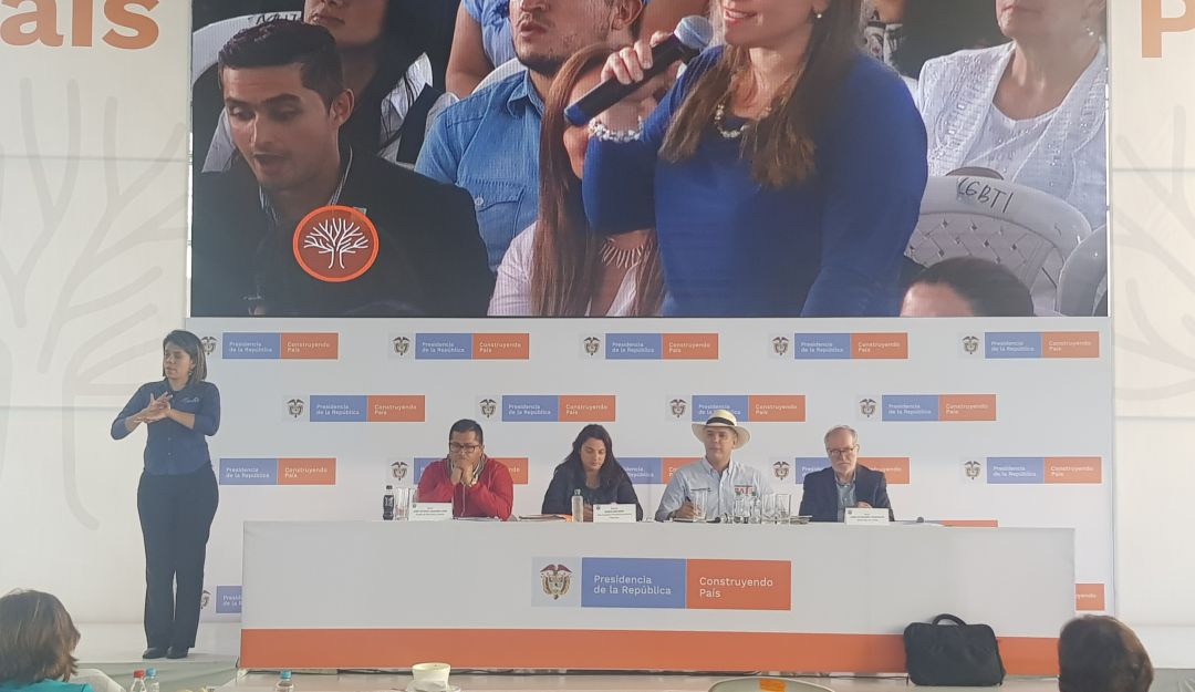Caldas, Manizales, Gobierno Nacional, promesas, compromisos: El Gobierno Nacional se comprometió con Caldas