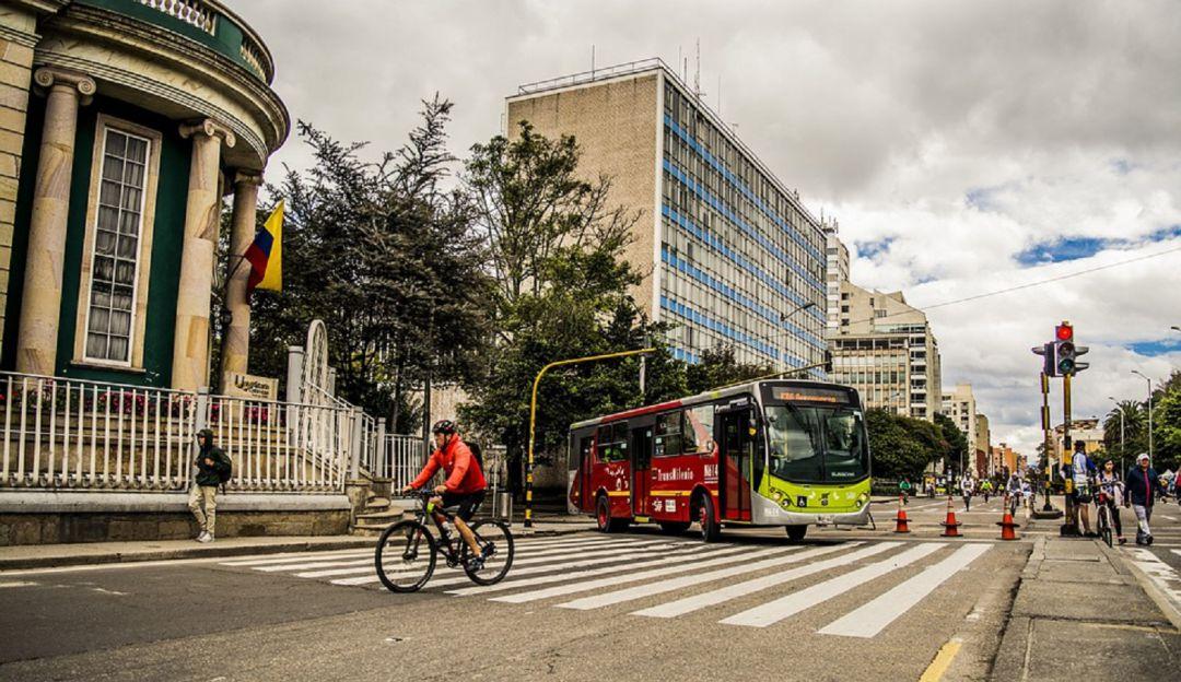 ¿Parquímetros en vías de Bogotá?