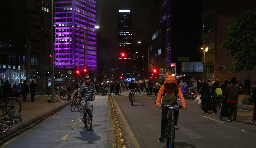 Ciclo Rutas: Invierten 3.700 millones de pesos para mejorar ciclo-rutas en Bogotá