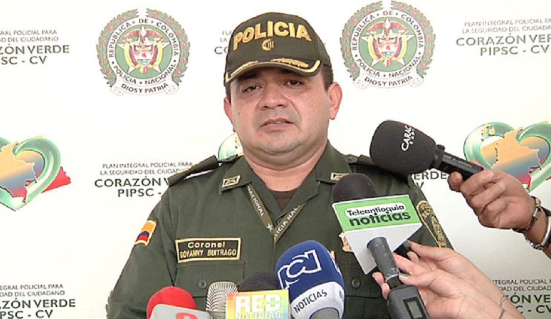 POLICÍA NACIONAL, POLICÍA ANTIOQUIA, BANDAS CRIMINALES, CIBERCRIMEN: Designan nuevo comandante para Policía de Antioquia