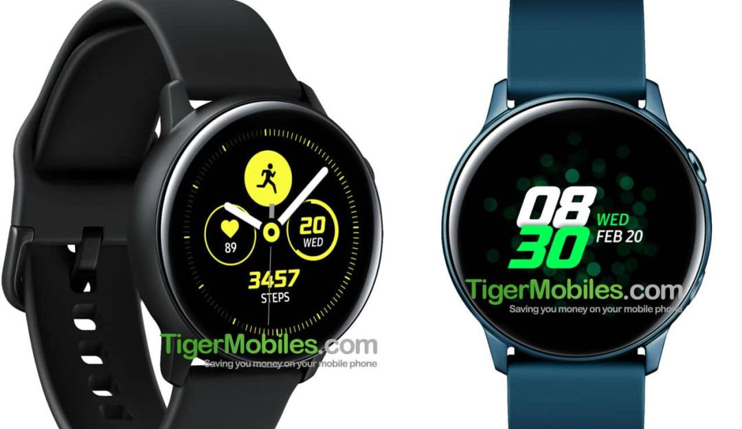 Galaxy Watch Active: Así sería el Galaxy Watch Active según filtraciones