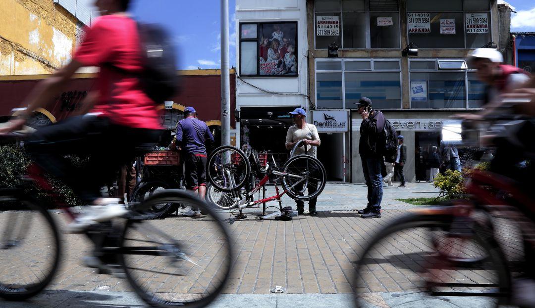 Bogotá, Día sin carro: El Día sin carro y sin moto afectó a comerciantes en un 50%: FENALCO