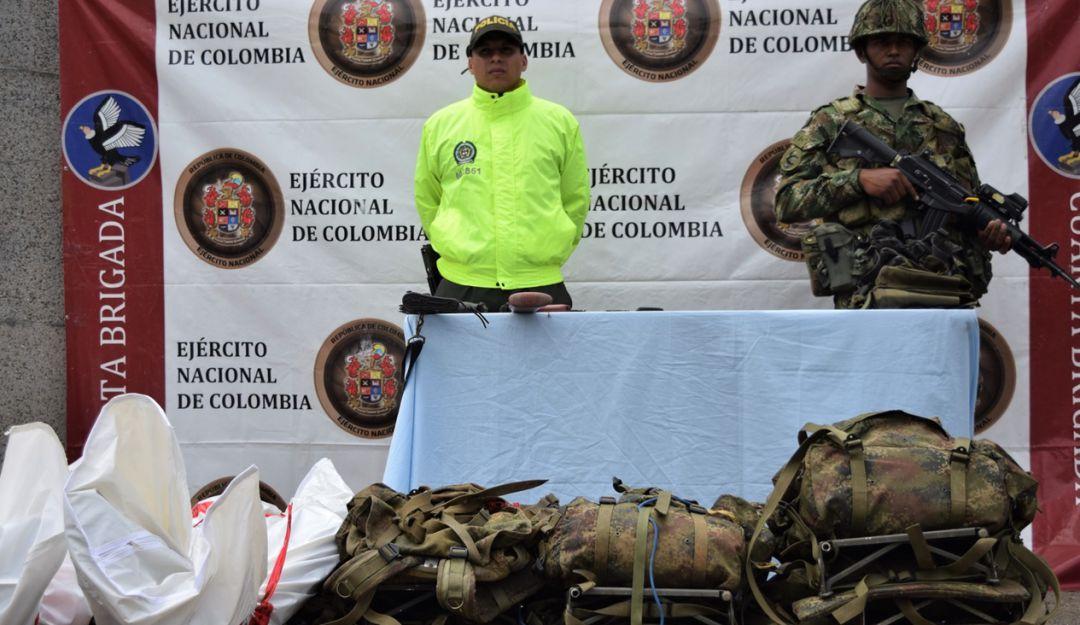 BANDAS CRIMINALES, CLAN DEL GOLFO, EJÉRCITO NACIONAL, FISCALÍA, POLICÍA NAC: Abatidos dos integrantes del Clan del Golfo en Antioquia