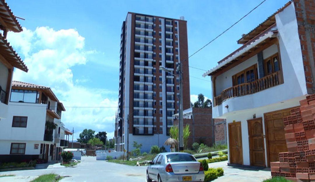 EDIFICIOS ENFERMOS, MEDELLÍN, RIONEGRO, DEMOLICIÓN, GESTIÓN DE RIESGO: Edificio Altos del Lago, en Rionegro, debe ser demolido