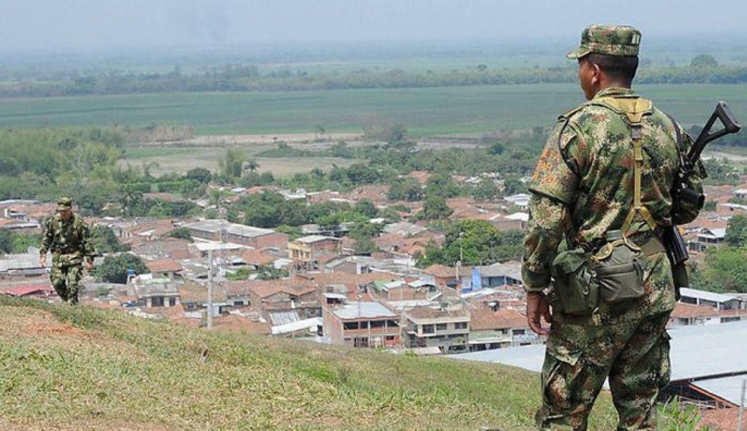 veredas desoladas en taraza desplazdos no retornan: Veredas de Tarazá se están quedando desoladas por el desplazamiento forzado