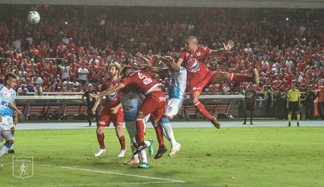 america junior: Junior triunfó en el Pascual y es líder de la Liga