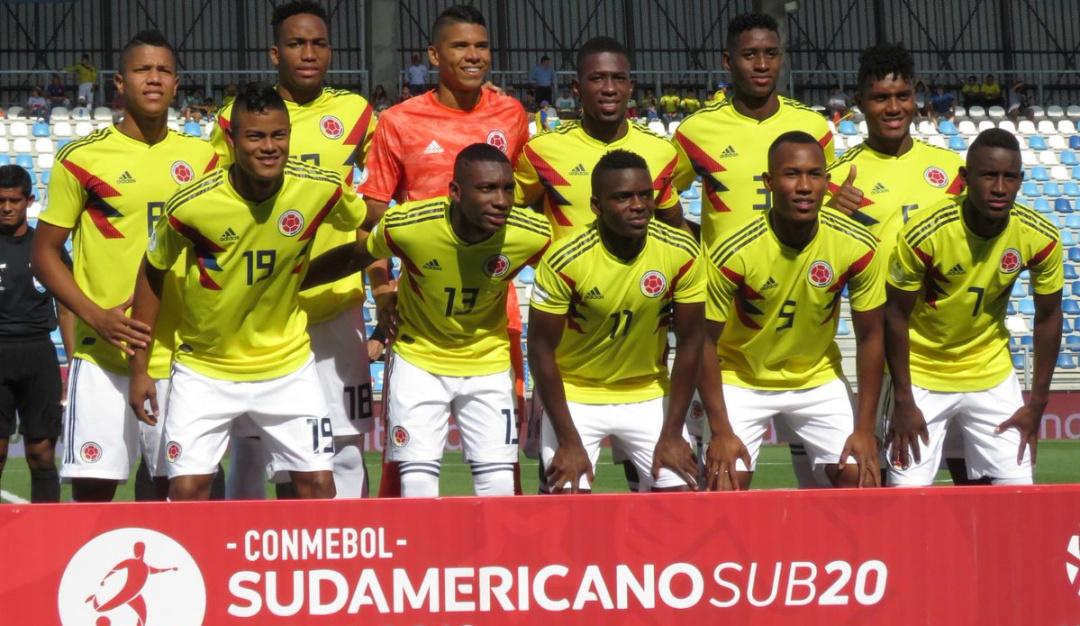 colombia sub20: ¡Estamos en el Mundial! Colombia clasificó a Polonia