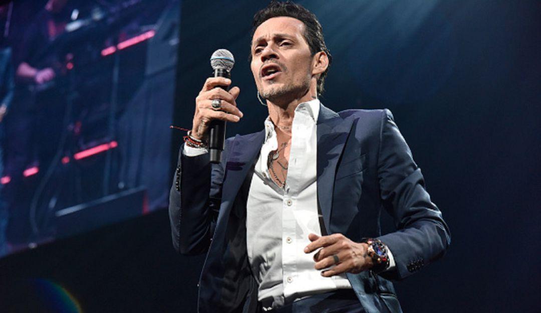 El clon de Marc Anthony: Marc Anthony encontró su 'minidoble'