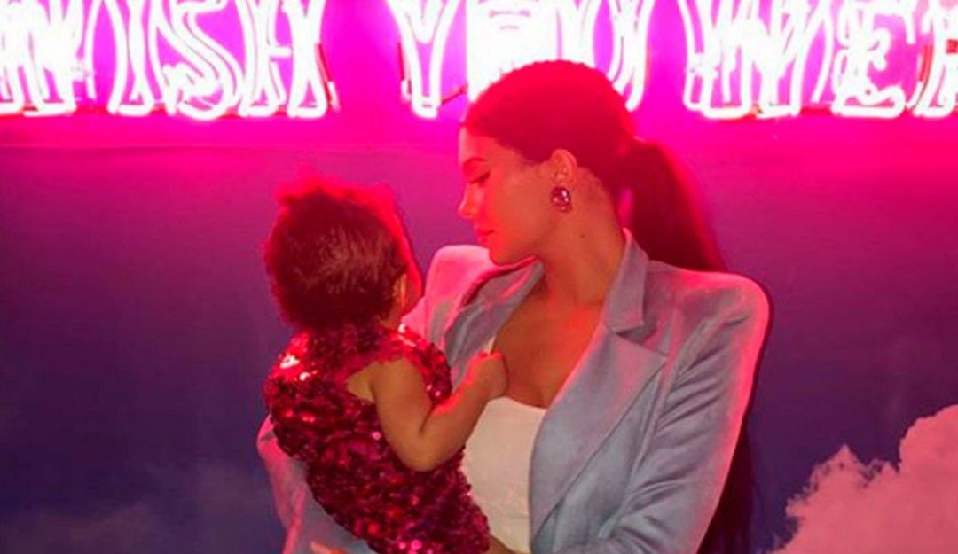 La extravagante fiesta de la hija de kylie Jenner: ¡Por todo lo alto! Así fue la fiesta de la hija de Kylie Jenner