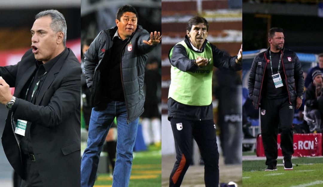 santa fe: Los candidatos a dirigir Independiente Santa Fe