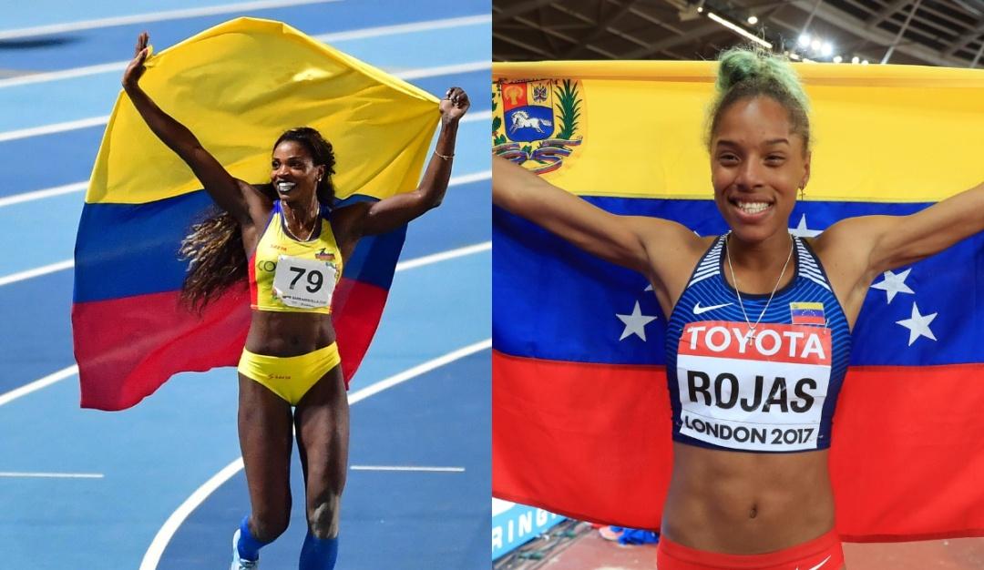 panamericanos: Caterine Ibargüen y Yulimar Rojas, favoritas en Juegos Panamericanos