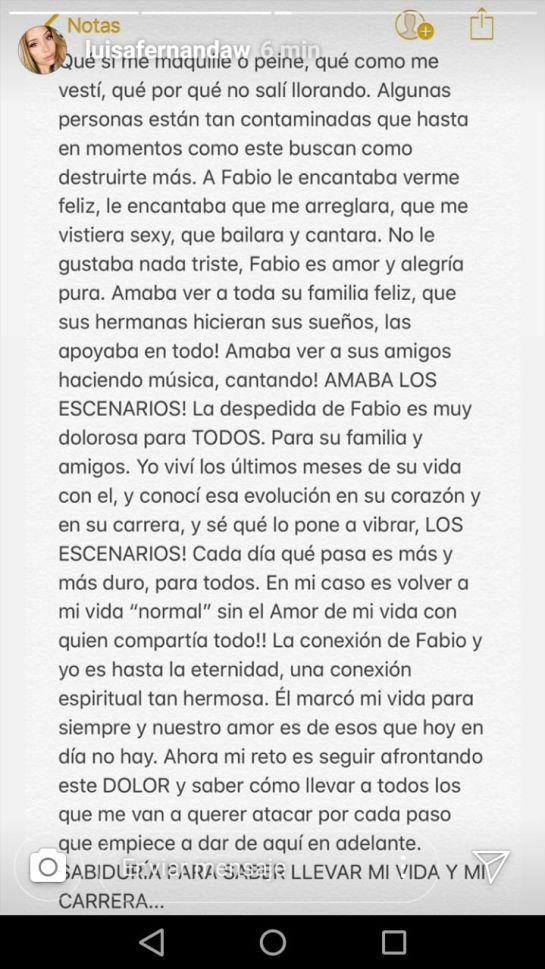 La youtuber es criticada por su vestuario en el homenaje de Legarda: Luisa Fernanda W responde a quienes la critican