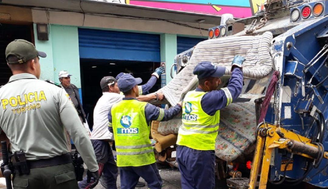 Cierre de residencias en Manizales