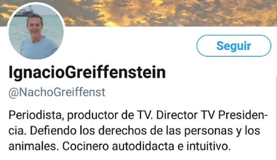 Ignacio Greiffenstein renuncia tras trino ofensivo contra mujeres que apoyan a Petro