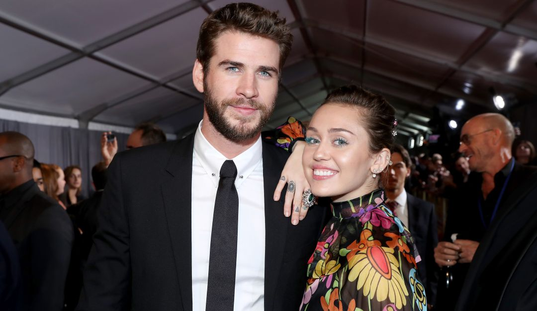 Liam Hemsworth le jugó divertida broma a Miley Cyrus